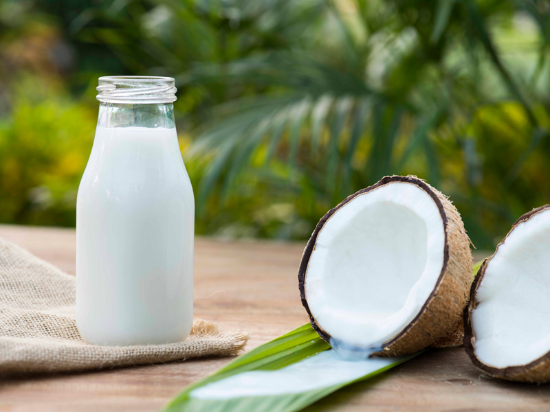 Coconut Skimmed Milk