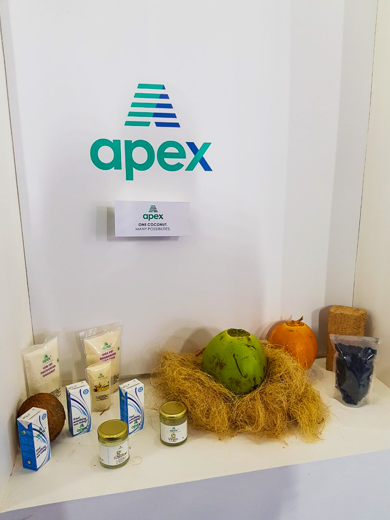 Apex Debuts 'Give Back' Business Model at JITO Conference